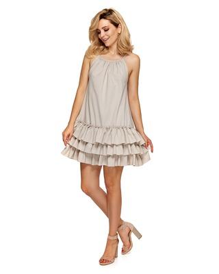 sukienka z dekoltem typu...