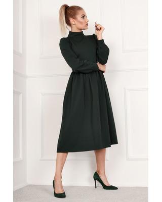klasyczna sukienka ze...