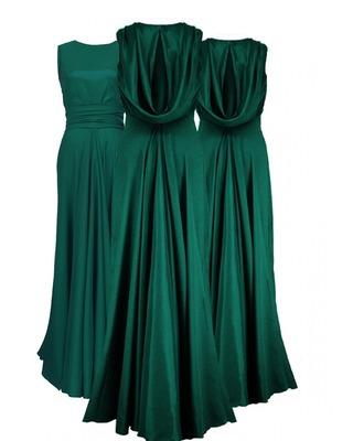 Piękna długa wieczorowa suknia CAMILL 193 1