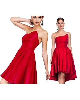 Śliczna gorsetowa sukienka wesele ,bal CAMILL 110 1