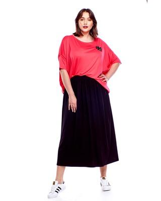Długa spódnica  czarny
