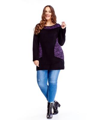 wełniany sweter z...