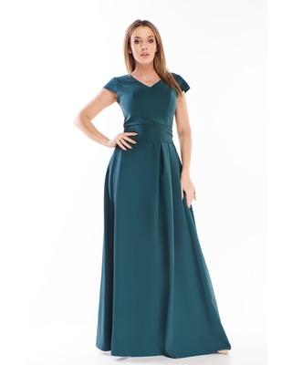 elegancka sukienka maxi z...