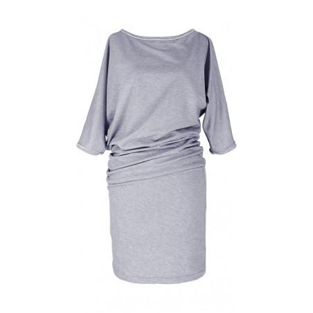 Sportowa rozkloszowana sukienka CAMILL S11