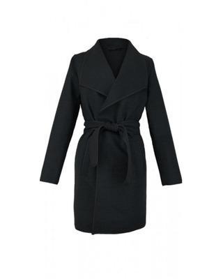 Oversizowy płaszcz na jesień -zimę CAMILL 004 2