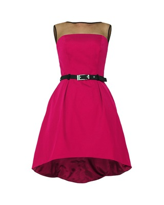 Krótkie Suknie Wieczorowe. Suknie dla Puszystych MIDI MAXI