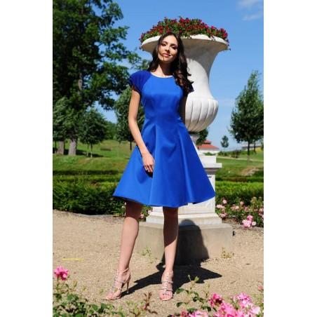 Camill 365a Sukienka z rękawkiem na wesele 44