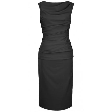 Casualowa wyszczuplająca sukienka CAMILL147