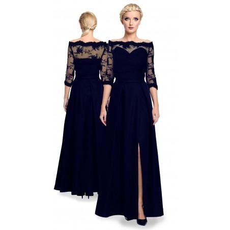Wieczorowa ,oszałamiająca dwuczęściowa sukienka CAMILL 284A 1