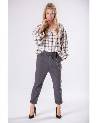 jeansowe spodnie typu...