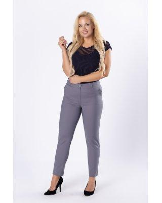 klasyczne spodnie cygaretki...