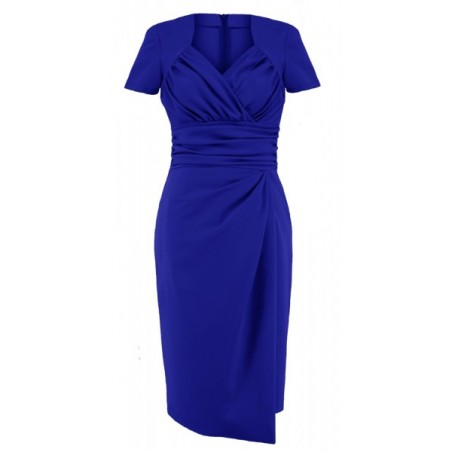 Wyszczuplająca ,ołówkowa sukienka CAMILL 177 2