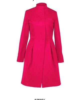 Jesienno-wiosenny płaszcz CAMILL 003 2