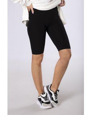 elastyczne kolarki czarny