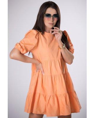 oversize'owa sukienka z...